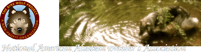 The National American Alsatian Breeders' Association